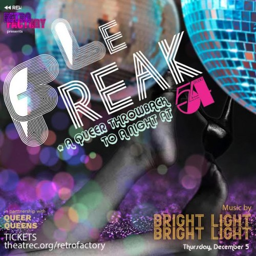 Retro Factory Presents: Le Freak