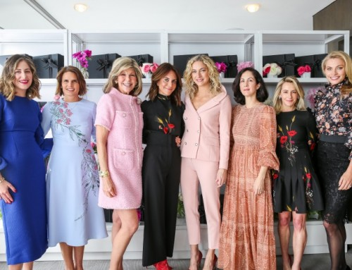 The Society of MSK and NET-A-PORTER Host the Annual Winter Lunch