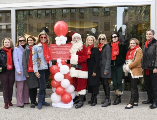 32nd Annual Miracle on Madison Avenue Shopping Event for the Society of Memorial Sloan Kettering Cancer Center
