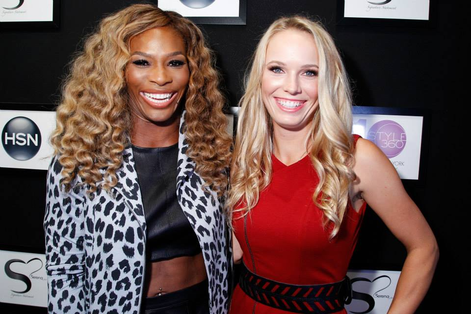 Serena Williams Signature Statement Collection