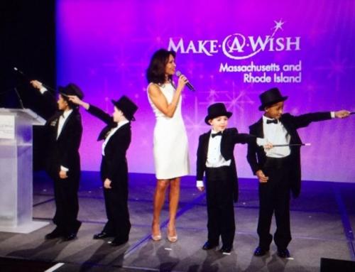 """2015 Make-A-Wish Massachusetts and Rhode Island Gala """"Where Magic Begins"""""""