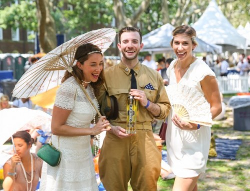 11th Annual Jazz Age Lawn Party with St-Germain