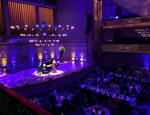 2018 Boston Symphony Orchestra Gala