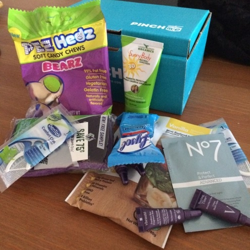 Get (Free!) Samples from PINCHme