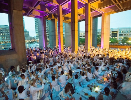 Le Dîner en Blanc Boston