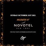 SuperNova Rooftop Halloween party 2021