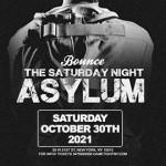 Bounce NYC Halloween Saturday Night 2021