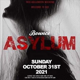 Bounce NYC Halloween Sunday Night 2021