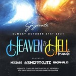 Gigante NY Halloween Brunch party 2021