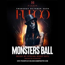 Harbor NYC Halloween Thursday night Party 2021