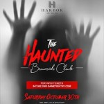 Harbor NYC Halloween Saturday Brunch & Day Party 2021