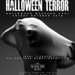 The Stafford Room Halloween Friday Night Party 2021