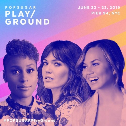 2nd Annual POPSUGAR Play/Ground