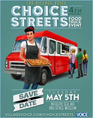 The Village Voice's 4th Annual Choice Streets Food Truck Event