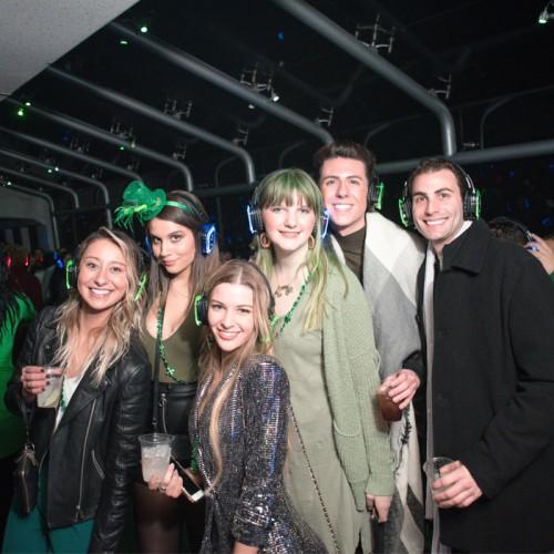 St. Patrick's Day Silent Disco