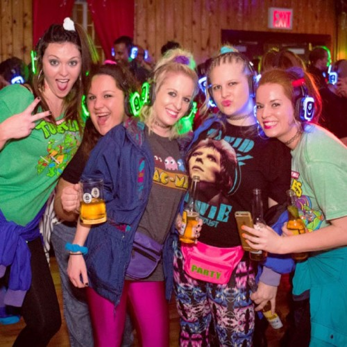 Old School 80s/90s Throwback Party!