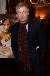 Alec Baldwin at the Beach Magazine event at Bobby Vans 1.28.14 - photo by Andrew Werner