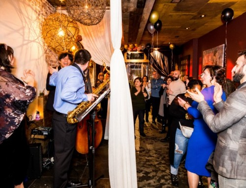 DiWine Celebrates 10 Years in Astoria with Cocktails and Jazz