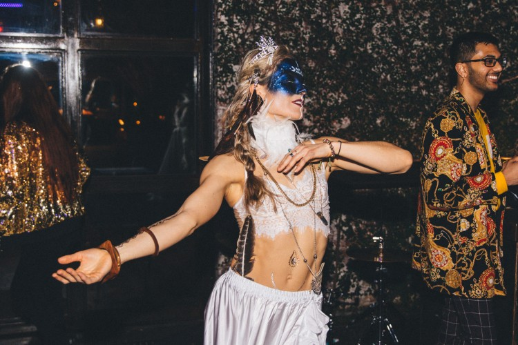 Secret Summer Creates a Whimsical Winter Sanctuary for 3rd Annual Aquarius Festival