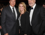 Arnold Schwarzenegger Heather Milligan Kelsey Grammer