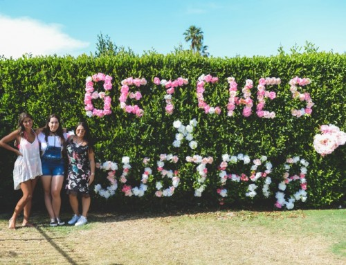 JustFab and Betches Get Basic in the Desert at Coachella