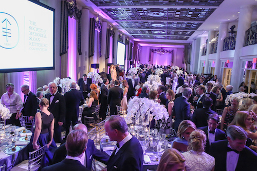 Michael Kors and The Society of Memorial Sloan Kettering Host 8th Annual Spring Ball