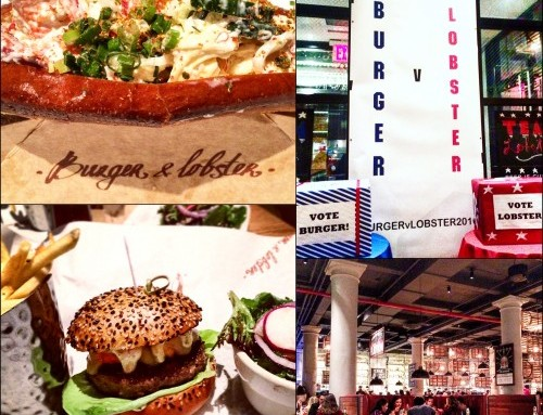 New Menu Alert! Burgers and Lobster Expands Menu Offerings