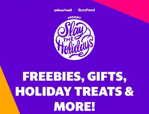 BuzzFeed and Yahoo Mail: The Slay the Holidays Pop-Up