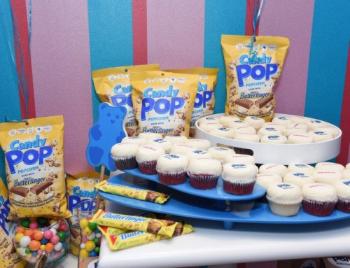 Wendy Williams and SNACKPOP.com's BUTTERFINGER Candy Pop for #GivingTuesday