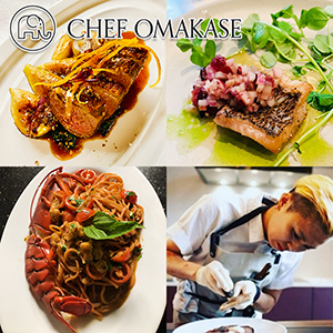 Chef Omakase Affordable Professional Private Chefs