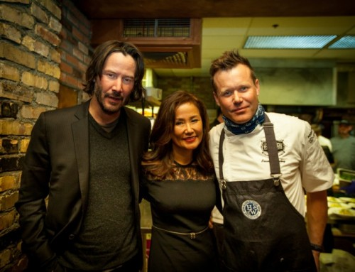 ChefDance with Chefs Brian Malarkey and Shawn McClain During the Sundance Film Festival