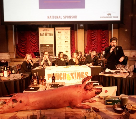 Cochon555 2018 in New York City