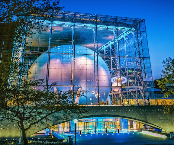 American Museum of Natural History Presents, Moon Dance: Night Journey