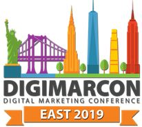 DigiMarCon East 2019 - Digital Marketing Conference & Exhibition