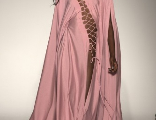 Michael Costello: New York Fashion Week Spring 2016 Runway