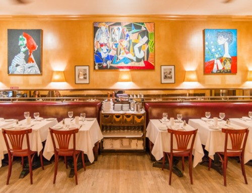 Demarchelier: A Petit Piece of France in the Upper East Side