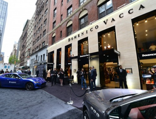 Domenico Vacca Flagship Grand Opening