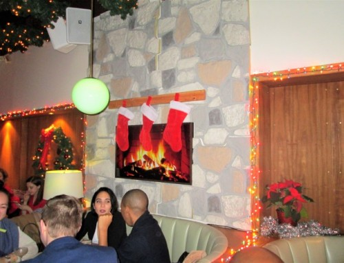 The Springs Gets a Holiday Makeover with Donner & Blitzen's Reindeer Lounge