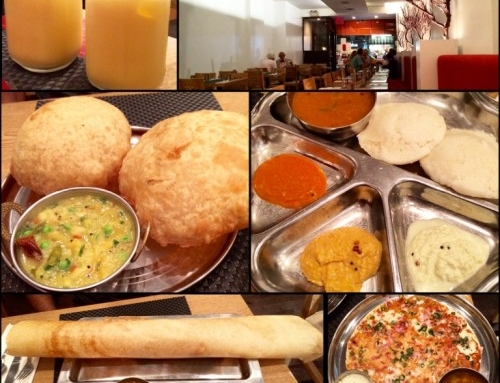 South Indian Vegetarian Cuisine at Dosai NYC