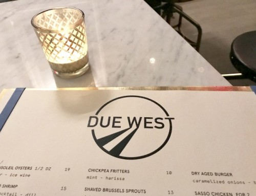 Head Due West: The Newest, Trendiest Restaurant and Cocktail Bar in the West Village