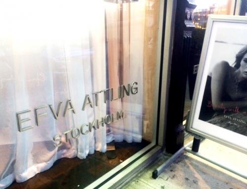 Efva Attling's #MEETEFVA Jewelry Showcase