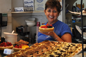 40th Anniversary of Eileen's Special Cheesecakes