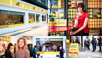 Café Bustelo® Pop-Up Café Experience