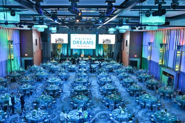 The Randall's Island Park Alliance Fielding Dreams Gala