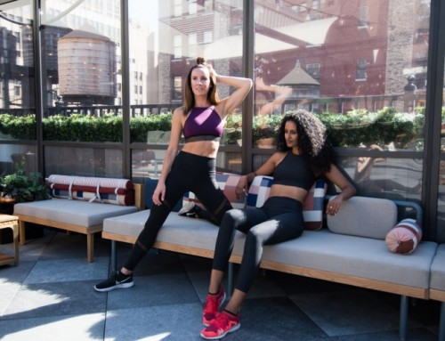 New Trendy Hotel, The Moxy, Gets in the Fitness Game with #SWEATatMoxy
