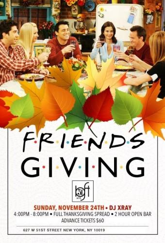 Annual Friendsgiving Event