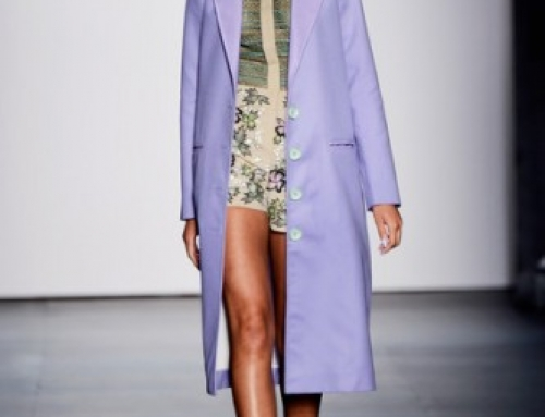 GEORGINE: New York Fashion Week Spring 2016