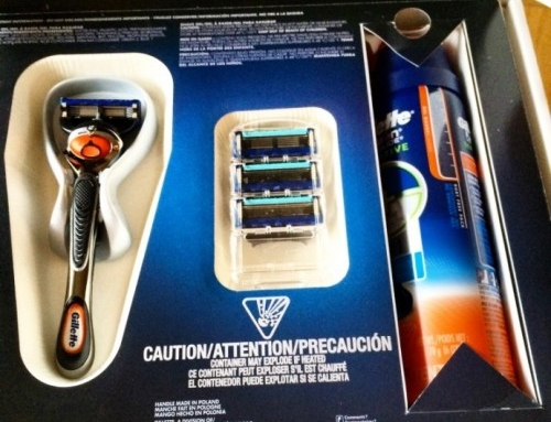 Father's Day Gift Idea: Gillette Shave Club