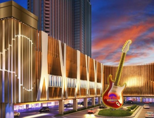 Hard Rock Hotel and Casino in Atlantic City: Opening June 2018