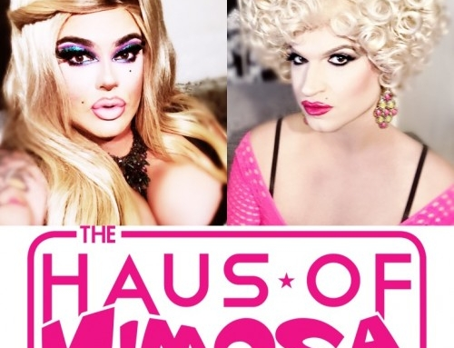 "Spice up Sunday Brunch at ""The Haus of Mimosa Boozy Brunch"" at KTCHN NYC"
